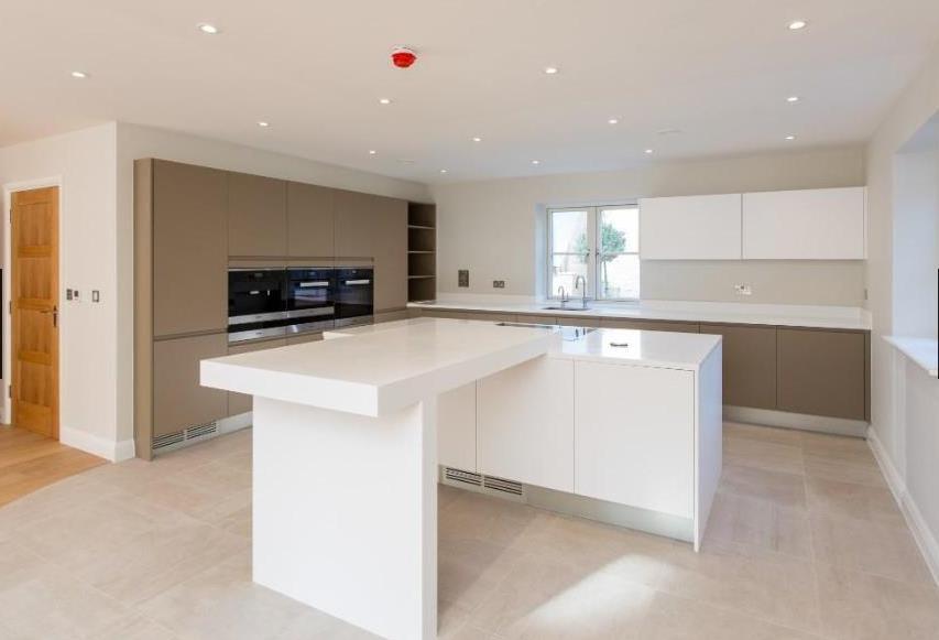 Eaton Bray Interior of Kitchen